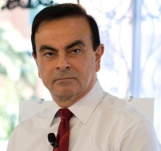 Carlos Ghosn square