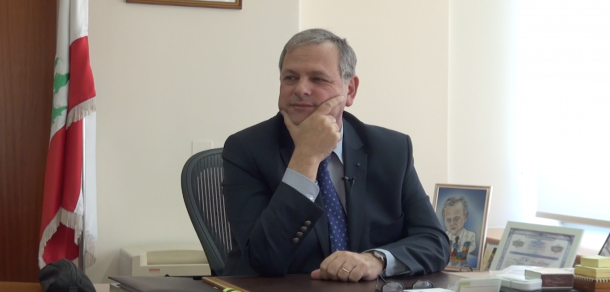 Interview with Minister Nabil De Freige on the waste crisis updates