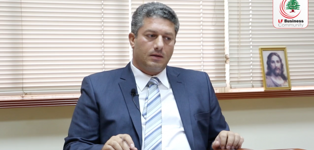 LFBC visited attorney Roger Chidiac to discuss the legality of the Syrian refugees in Lebanon