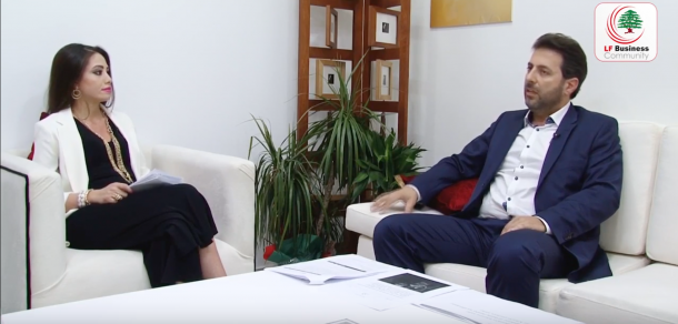 Business Focus Episode 5 with Dr. Marcel Bassil